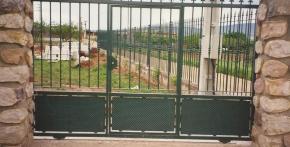 Cancelas o puertas talleres met licos lar - Cancelas de hierro ...